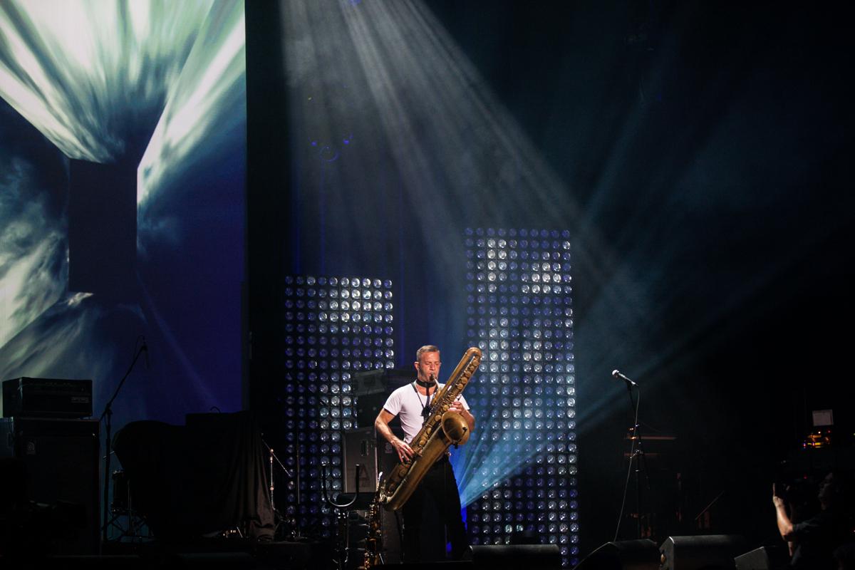 Colin Stetson (Photo: Connie Tsang)