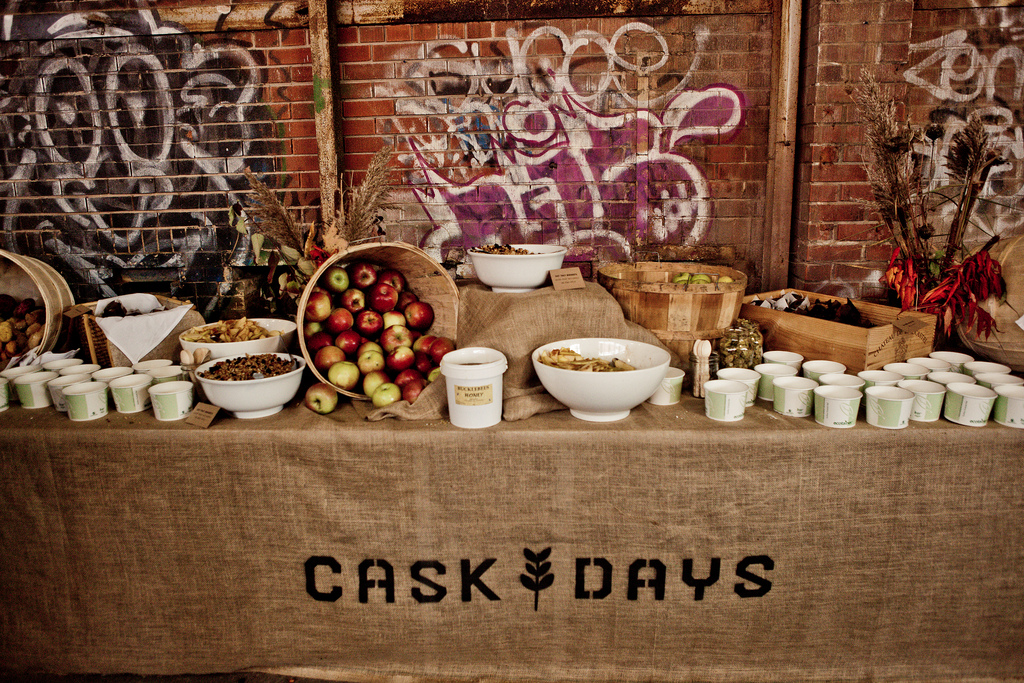 Cask Days' Brewers Breakfast 2013 (Photo: Connie Tsang)