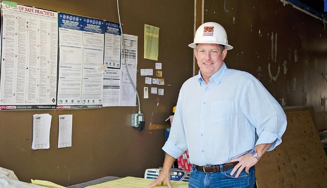 Small business snapshot - General contracting firm finds its niche in restaurant construction