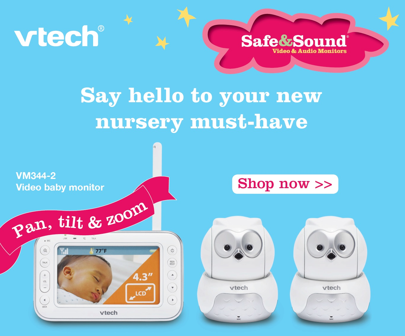 "Babies ""R"" Us digital ad -"