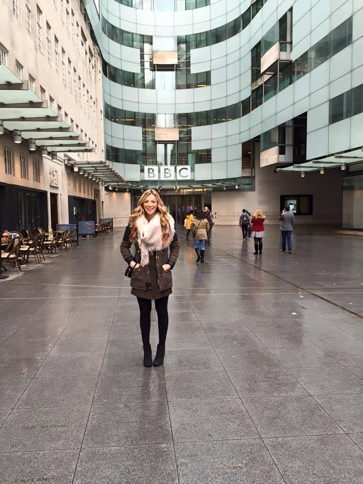 BBC World News Headquarters