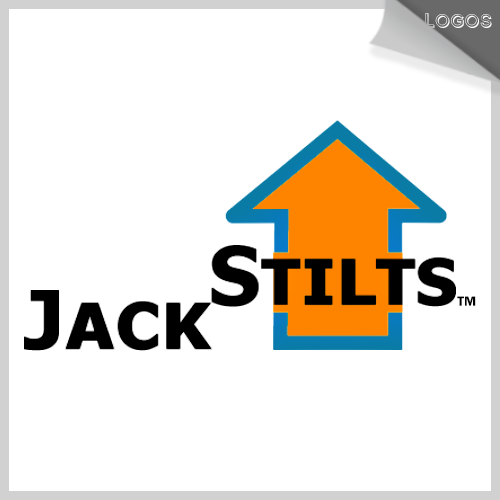 Jack Stilts - Logo Process