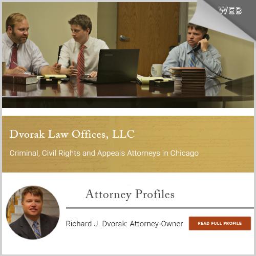 Richard Dvorak Law Offices