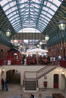 Covent Garden - Apple Market  41, The Market   coventgardenlondonuk.com