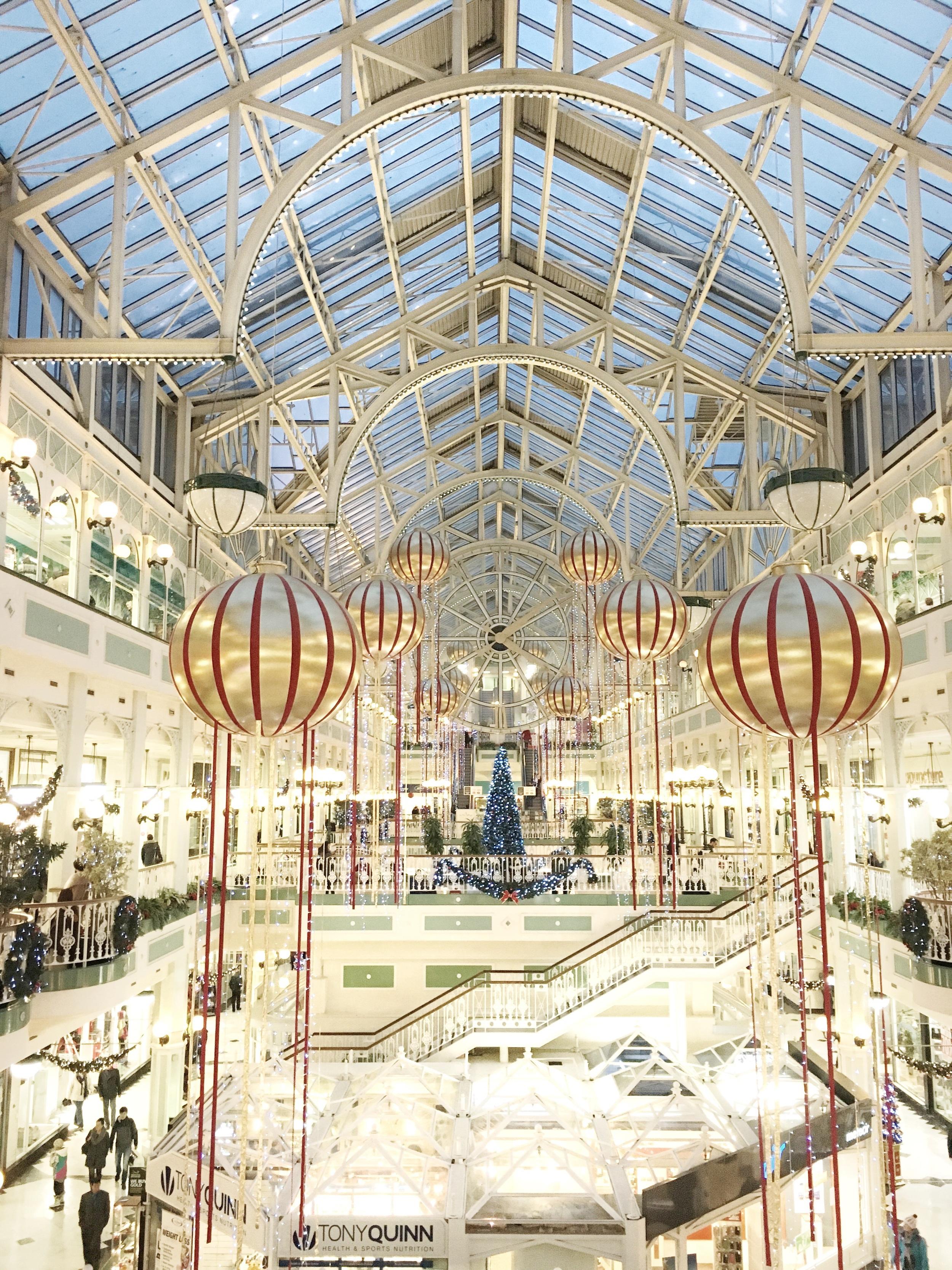 Dublin, Ireland (St. Stephen's Green Shopping Center)
