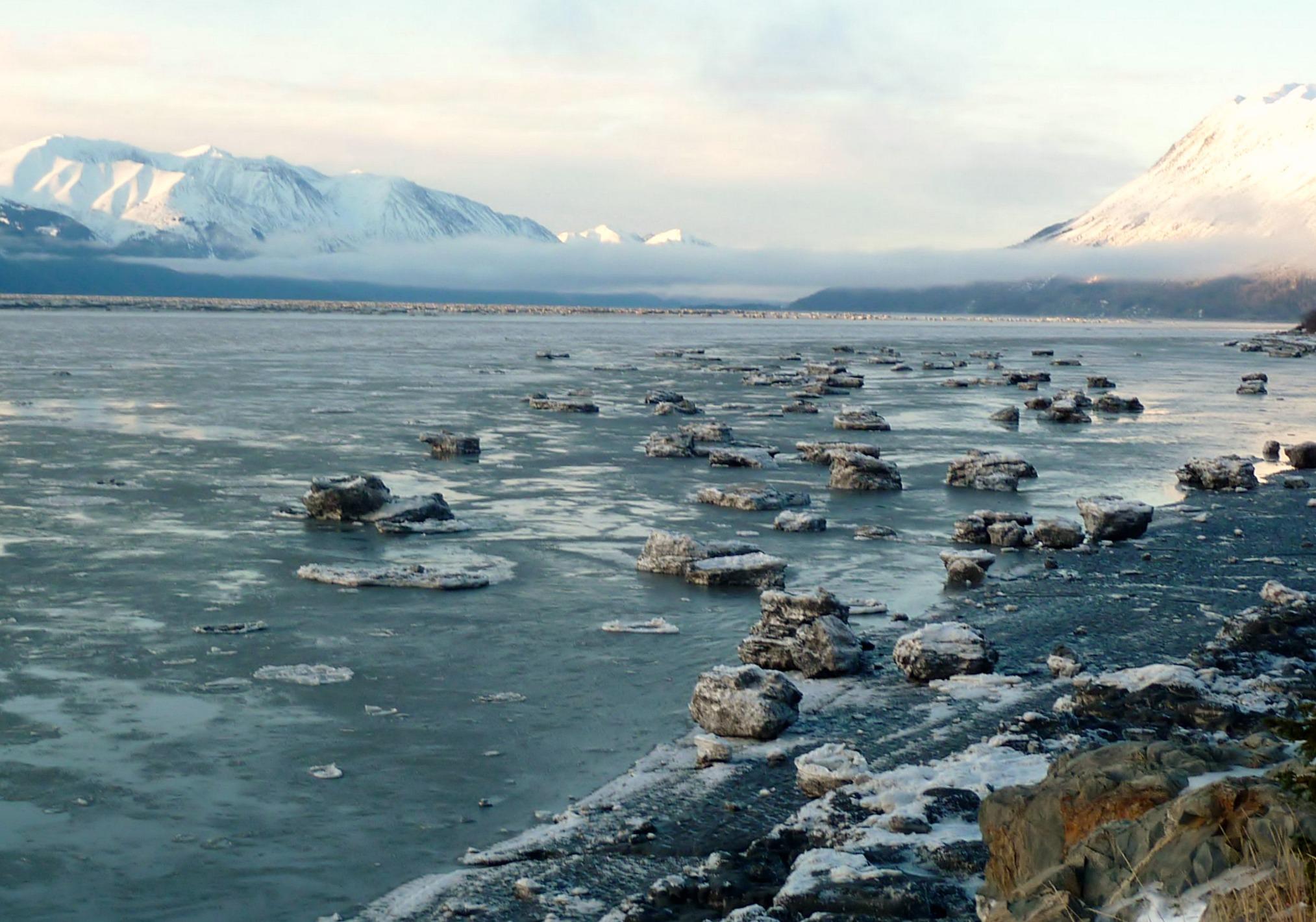 Alaska Mountain View - The Exploress