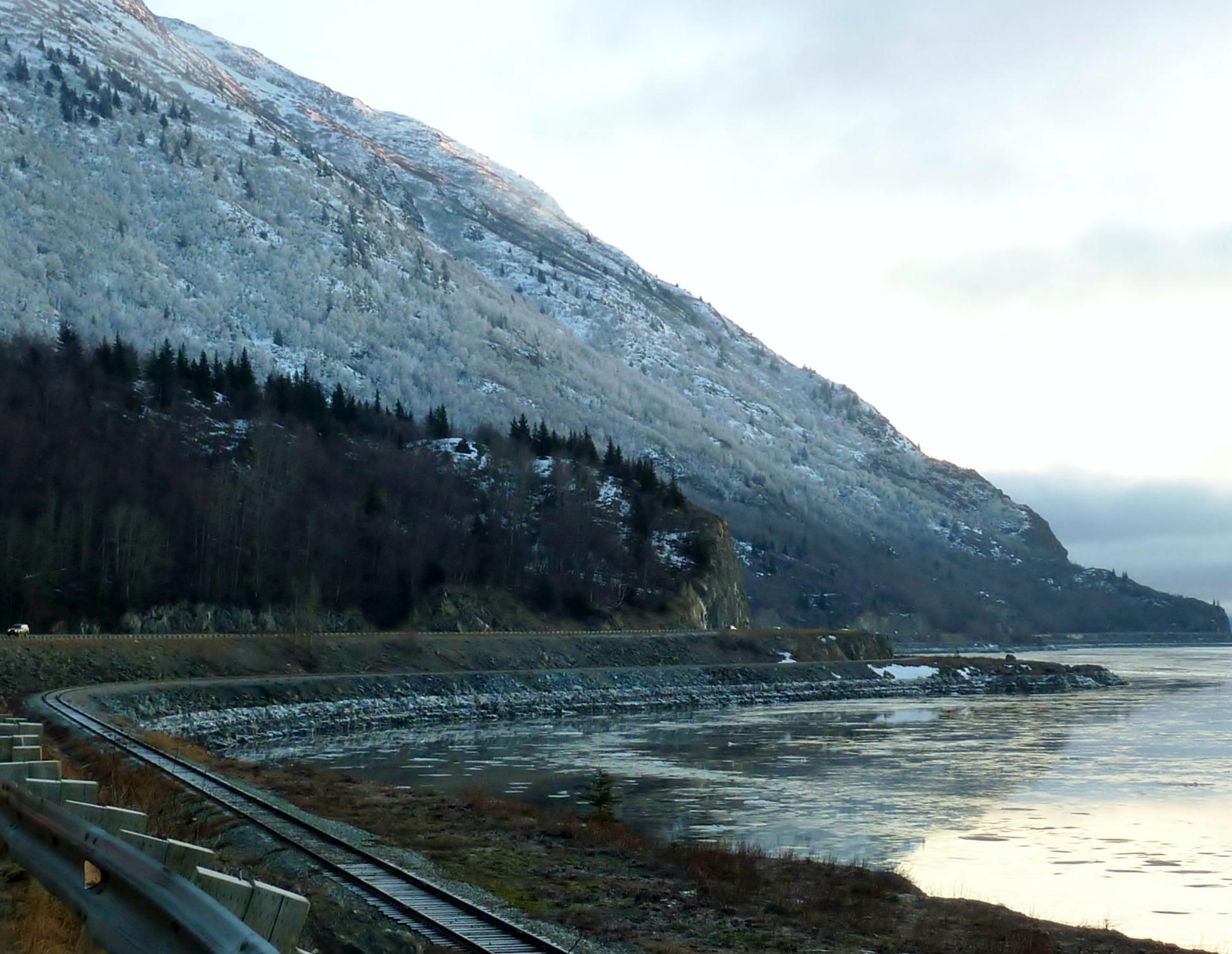 Denali River Alaska - The Exploress