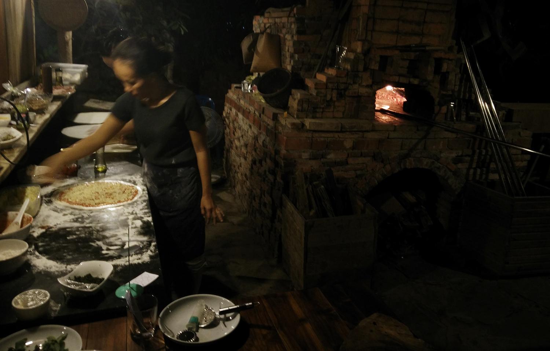 Laos Pizza - The Exploress