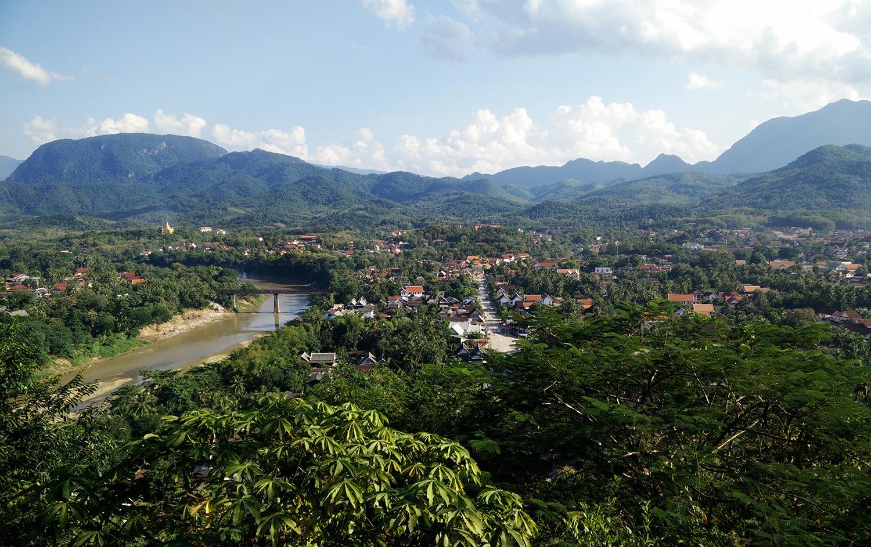 Laos City - The Exploress