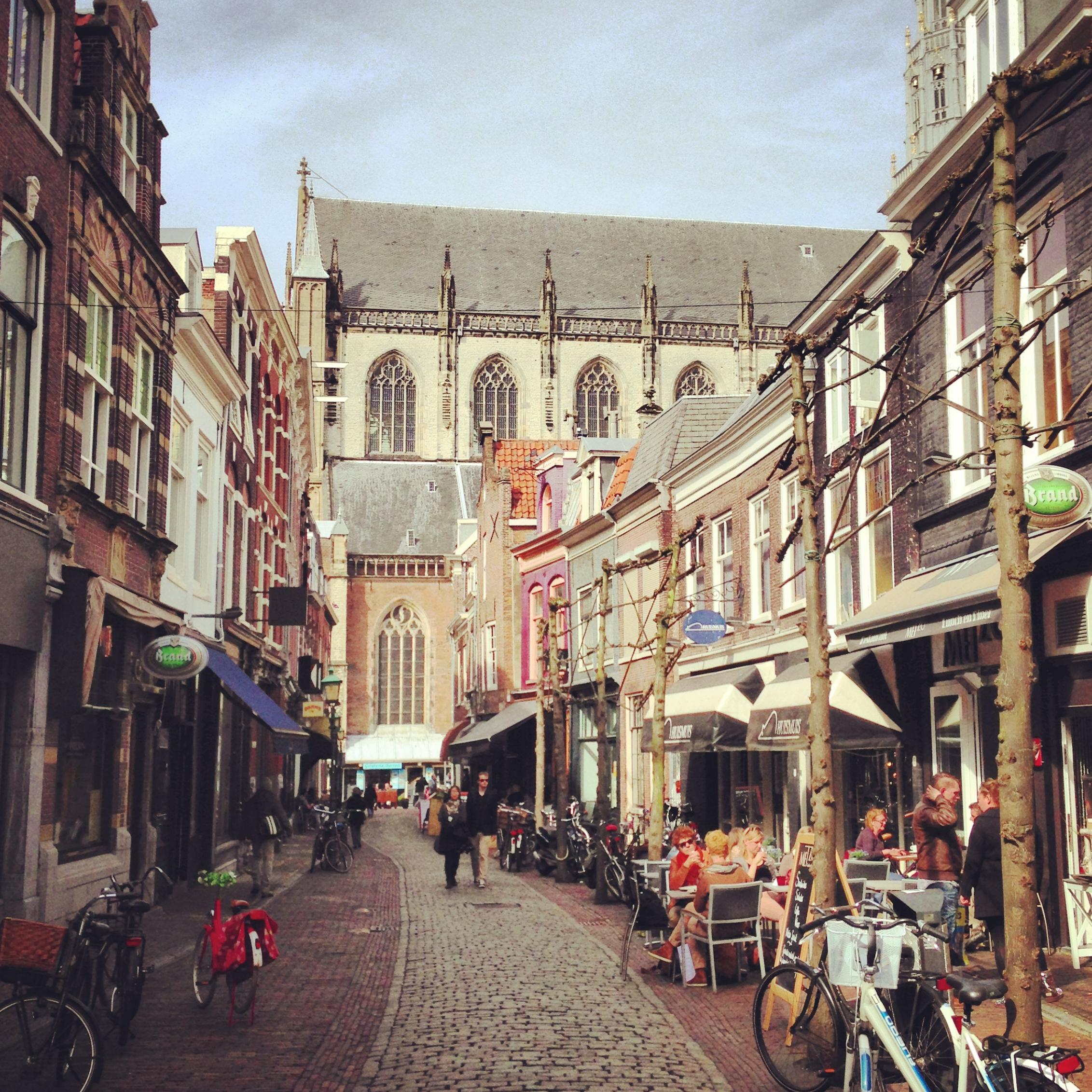 Haarlem, The Netherlands - The Exploress