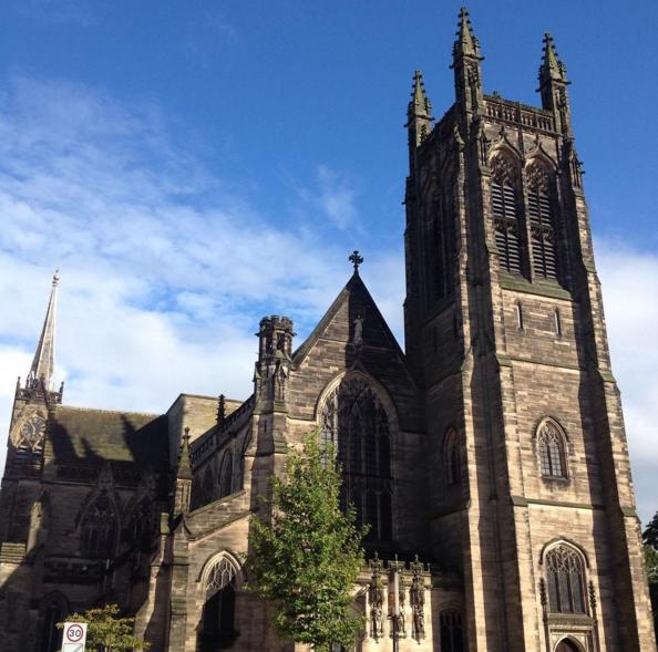 Holy Trinity - All Saints Church - Stratford-upon-Avon - The Exploress