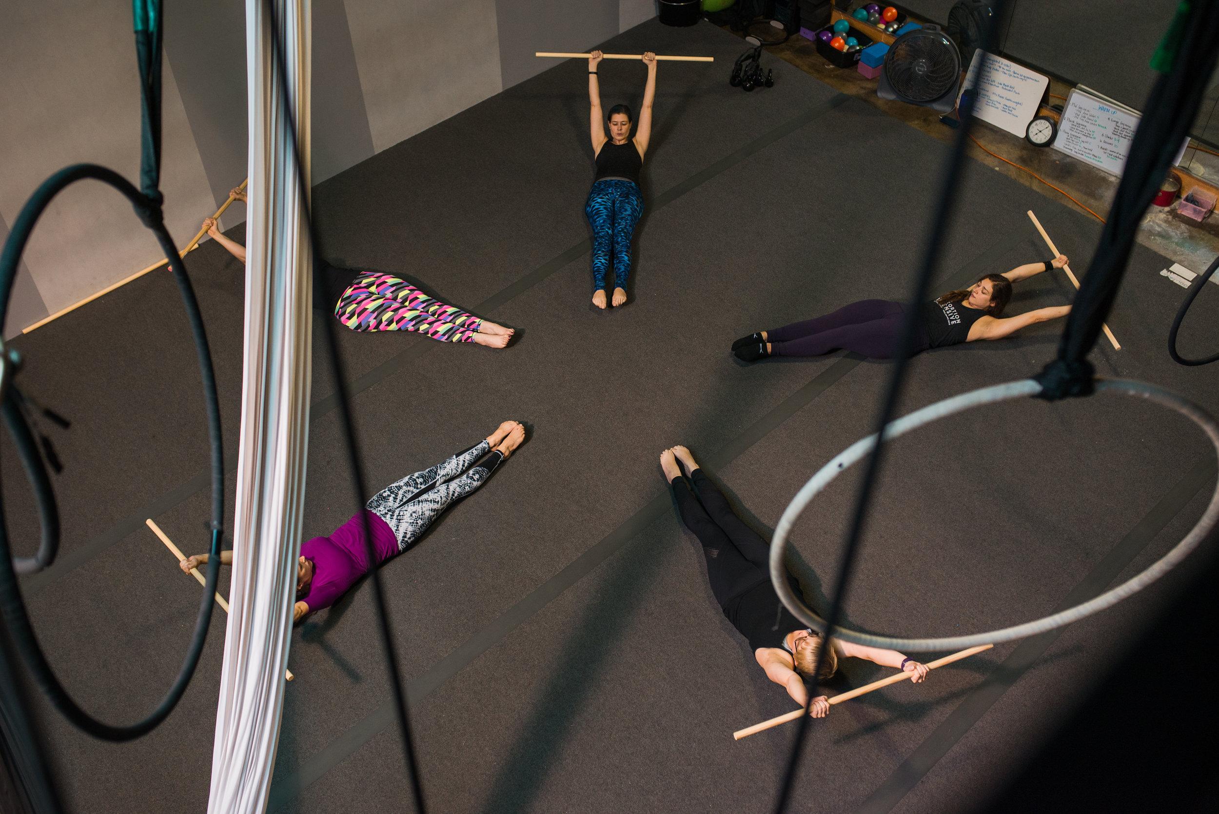 Flexibility Classes