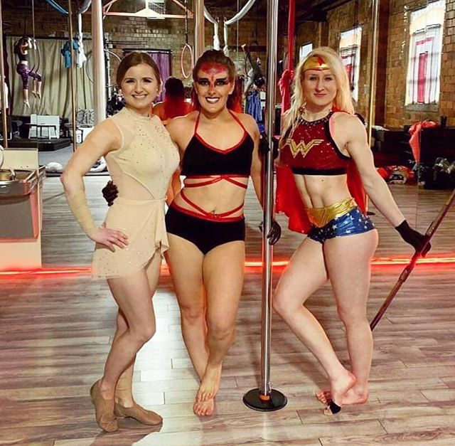 We are wishing the Slaying Soras GOOD LUCK during their performance at the Arnold Sports Festival!! The 2019 Arnold Sports Festival is from now until March 3rd. Y'all are going to do amazing!! #aerialyoga #yoga #aerialarts #lexington #sharethelex #kentucky #fitness #circus #weightloss #balance #flexibility #training #bodypositivity #gethealthy #fitspo #strengthtraining #workout #health #HIIT #tabata #fitnessmotivation #polefitness #trapeze #lyra #aerialsilks #selfcare #workshop #wellness
