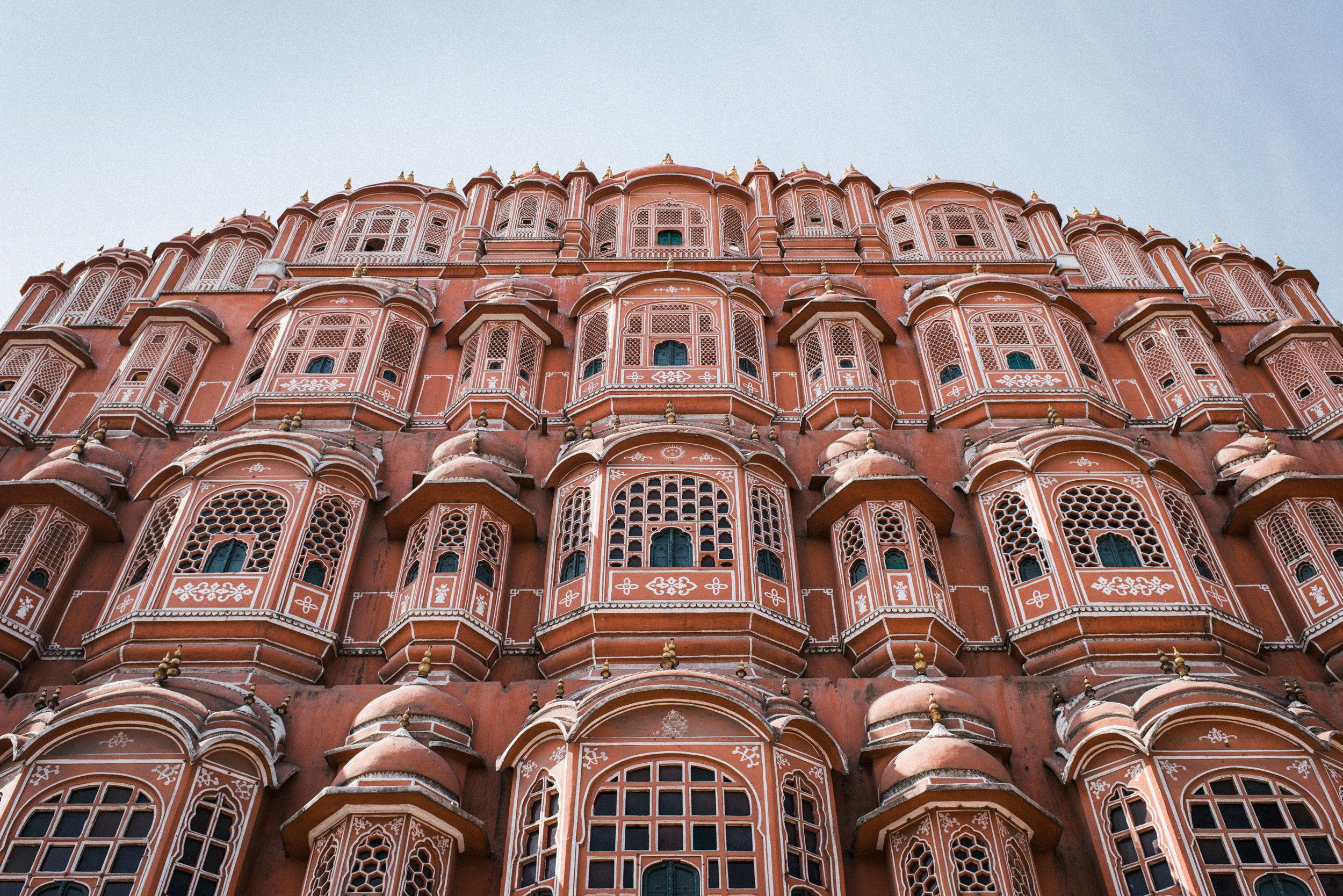Hawa Mahal - Palace of Winds