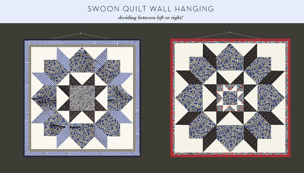 Summerfield Delight | Swoon Quilt