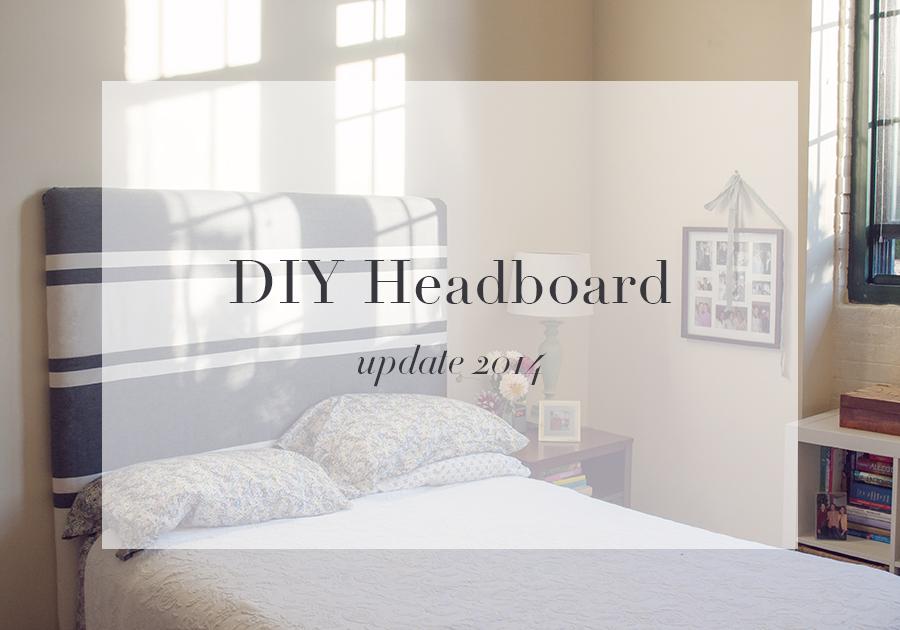 Summerfield Delight | DIY headboard