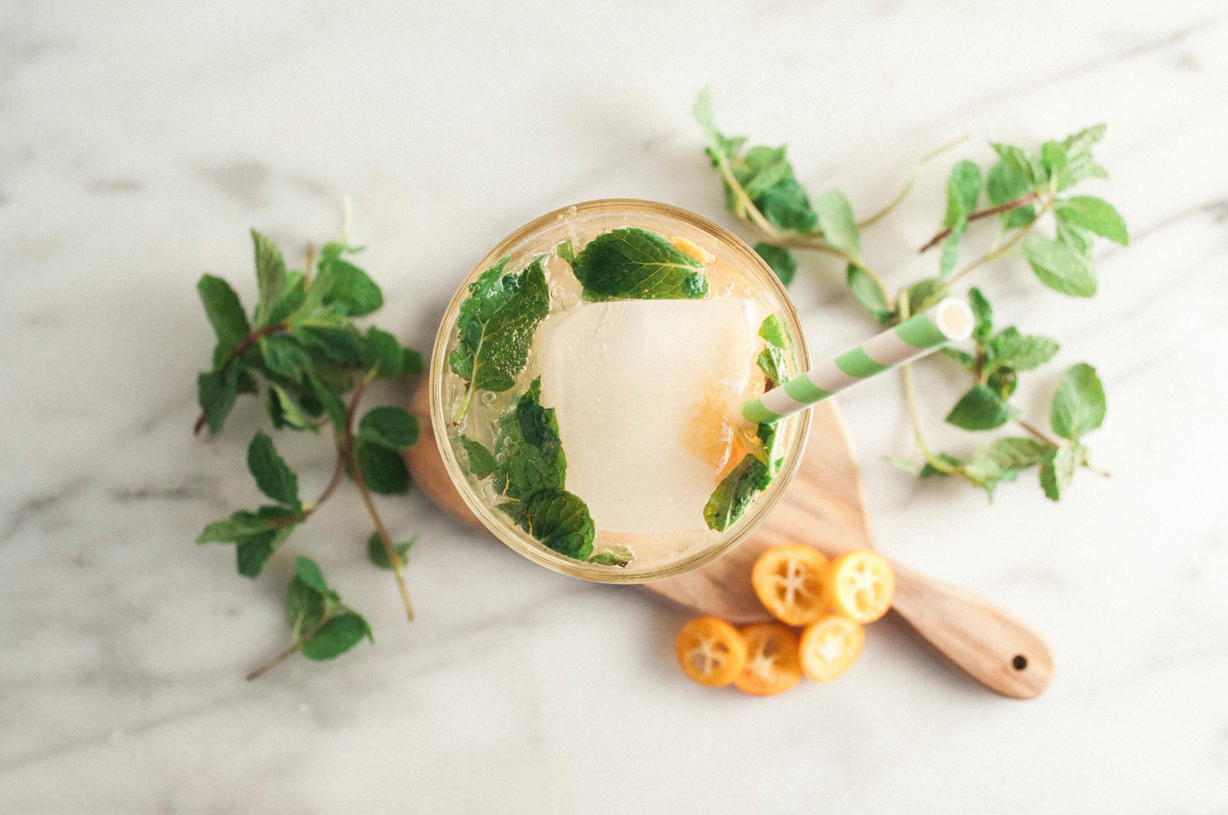 Meg Summerfield | Kumquat Mojito