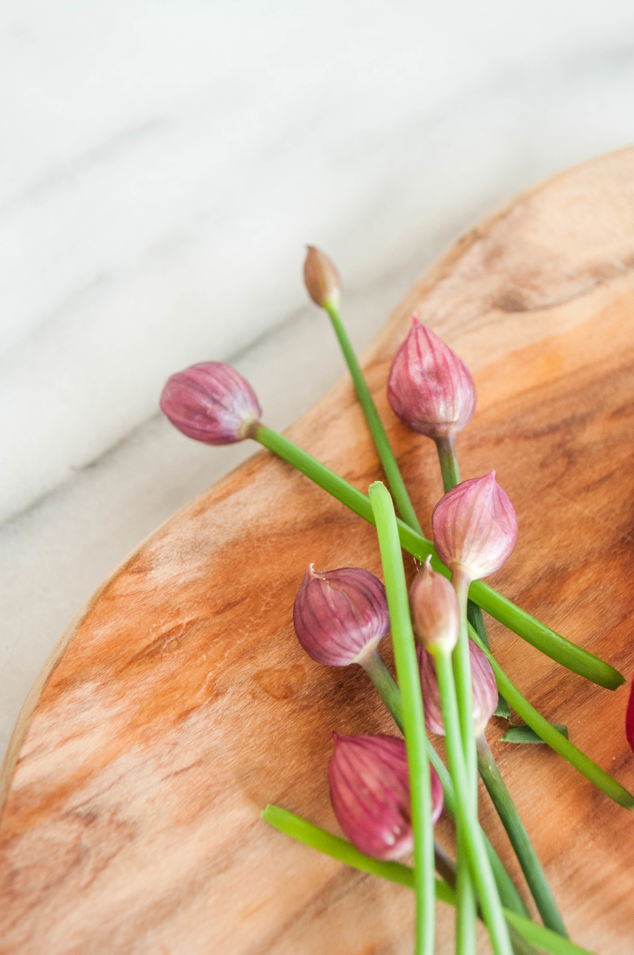 Summerfield Delight | Radish Baguette with Chive Butter