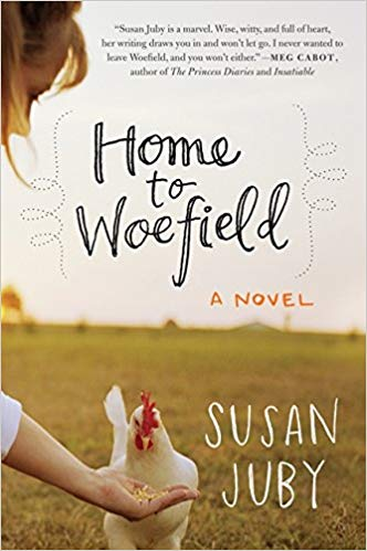 - Home to Woefield: A Novelby Susan Juby