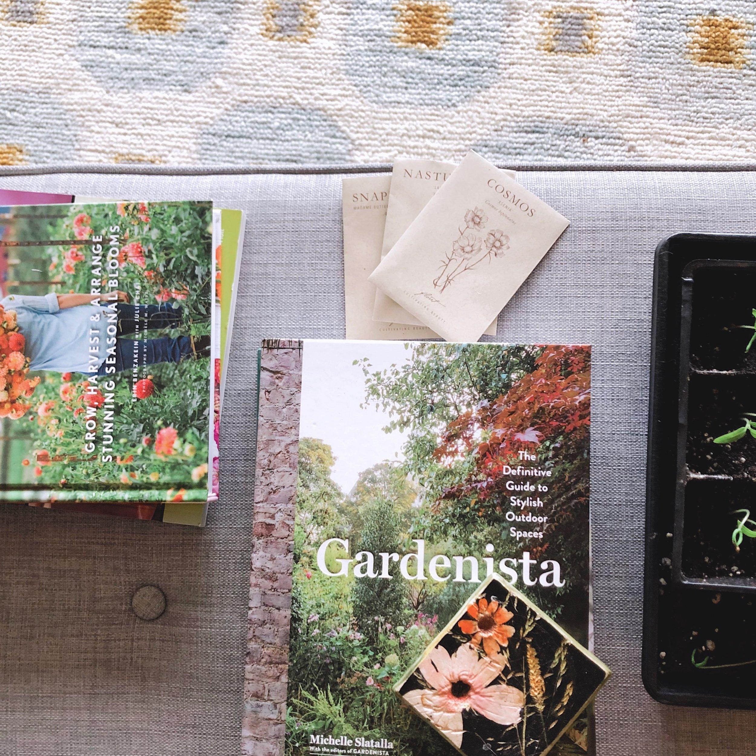 Favorite Garden Books of Winter 2019