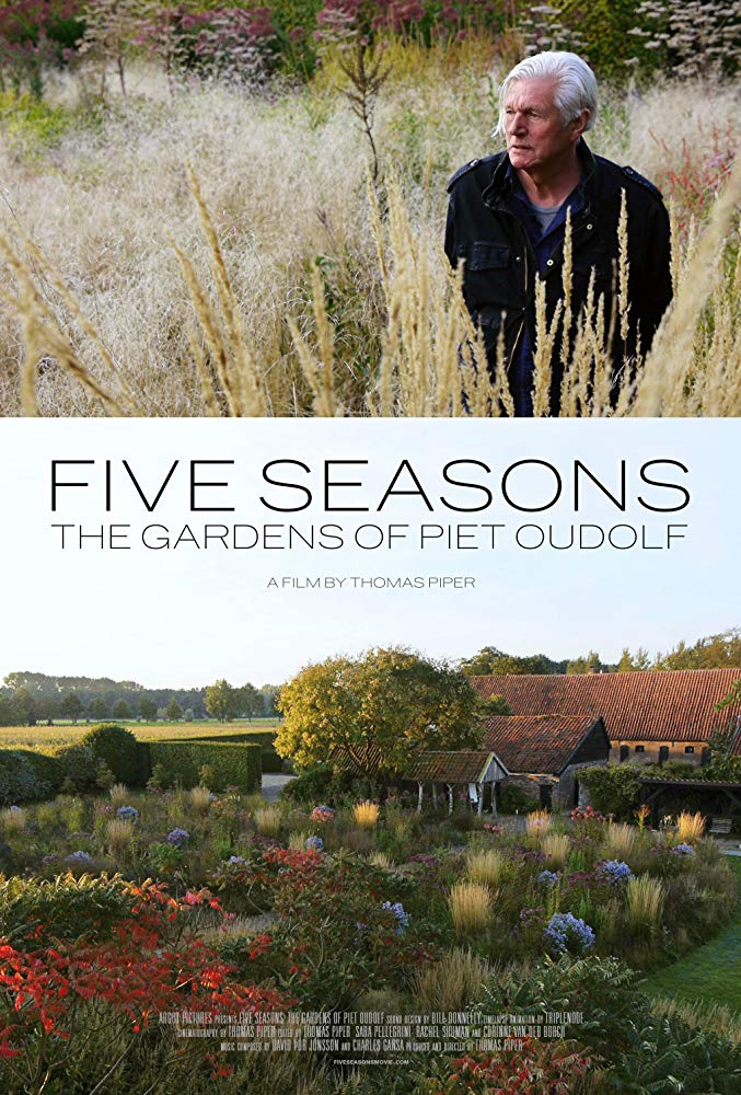 Five Seasons The Gardens of Piet Oudolf - find a screening