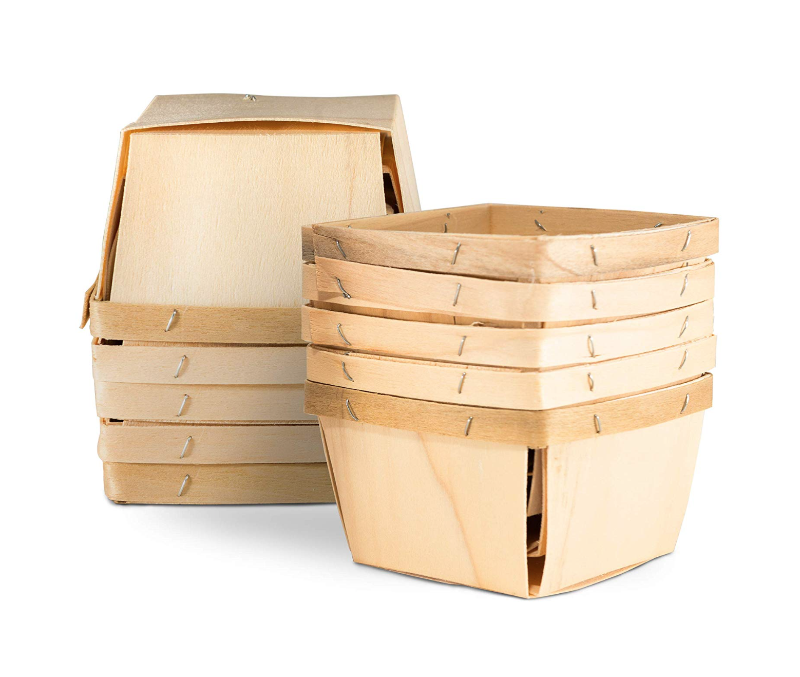 Wooden Berry Baskets
