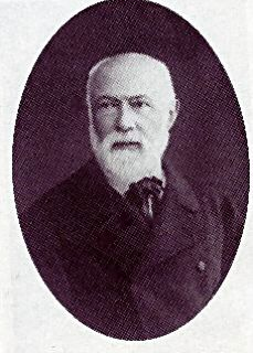 Photograph of Louis Martin at age 65