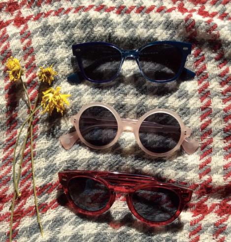 Article One sunglasses.Image via  Koan Instagram