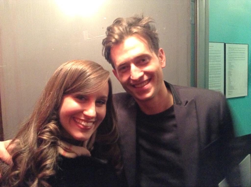 Lauren and Peter Cincotti