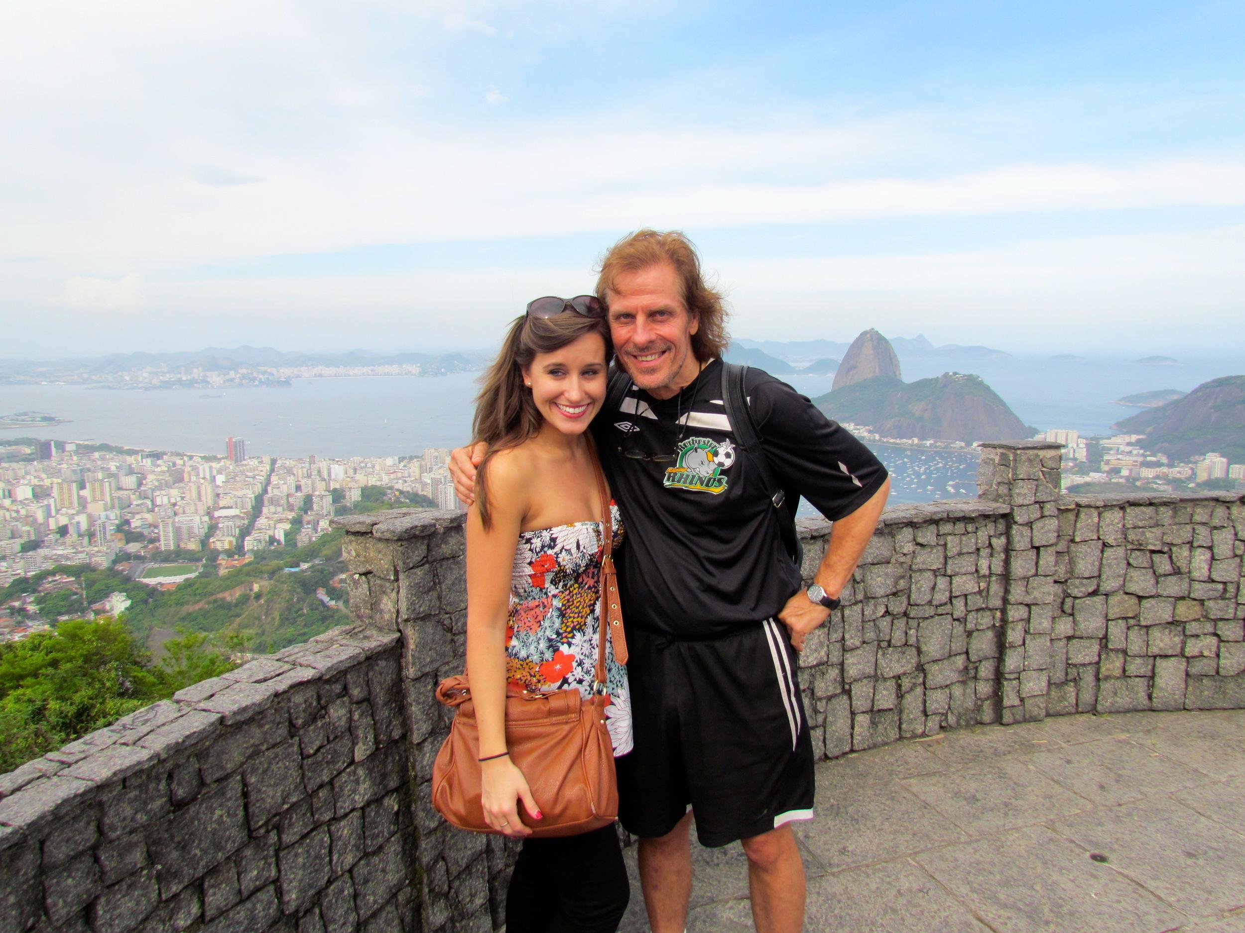 Lauren and Charlie Adams