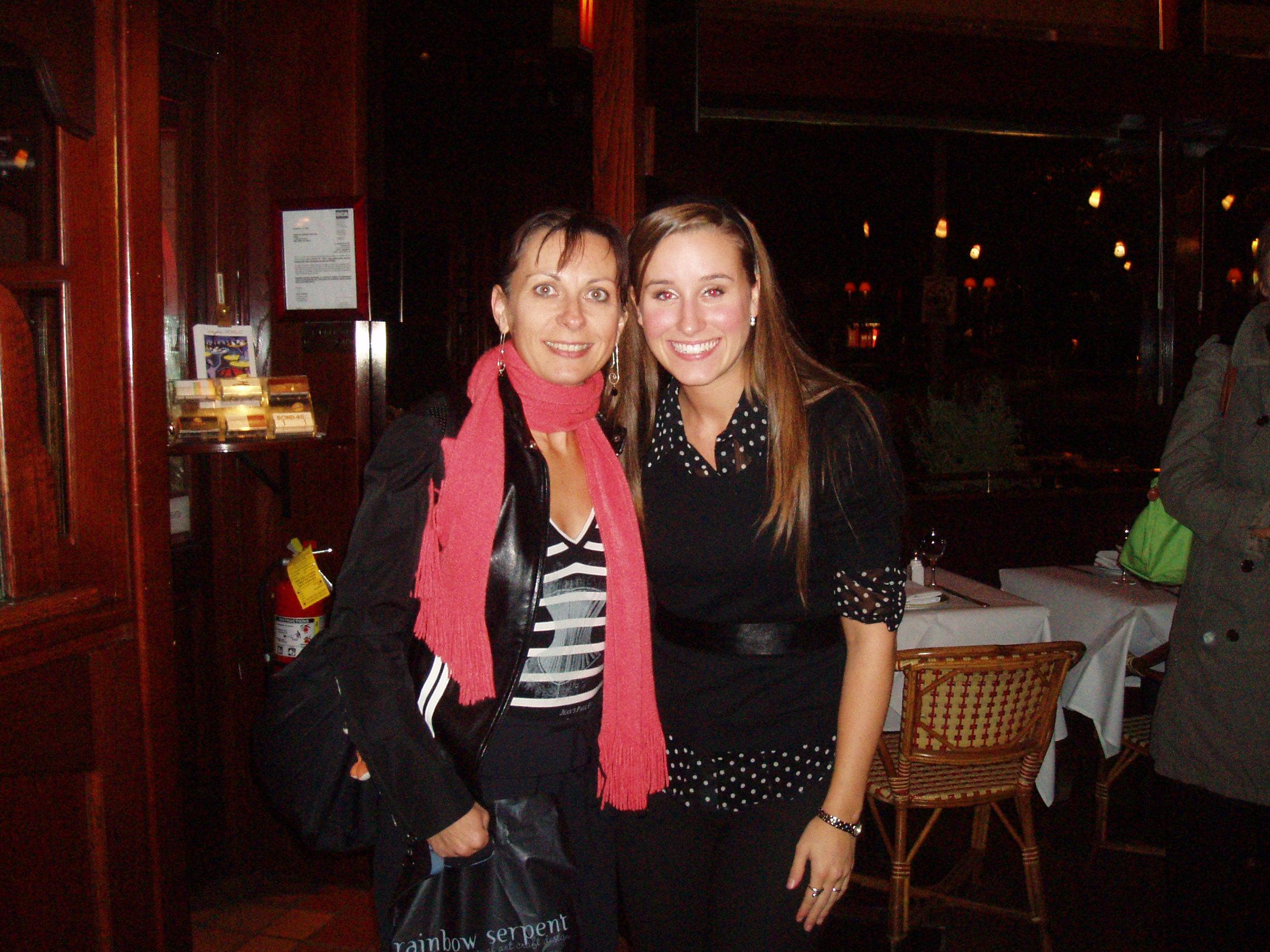 Natalie Dessay and Lauren