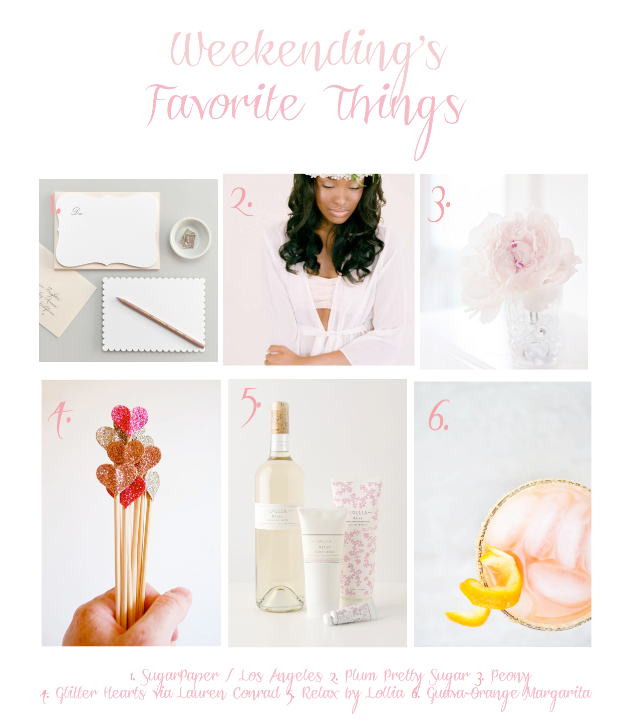 Favorite Things 1
