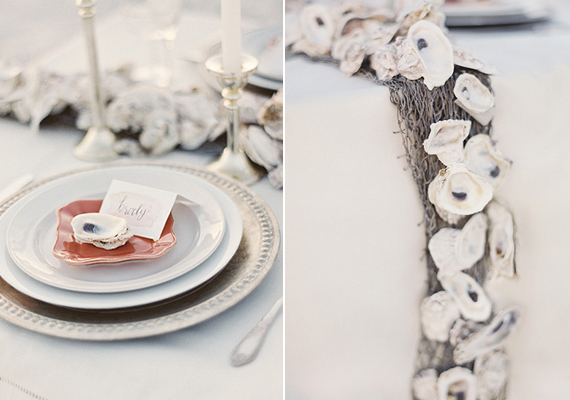 Beach Inspiration Shoot | Victoria Austin Designs