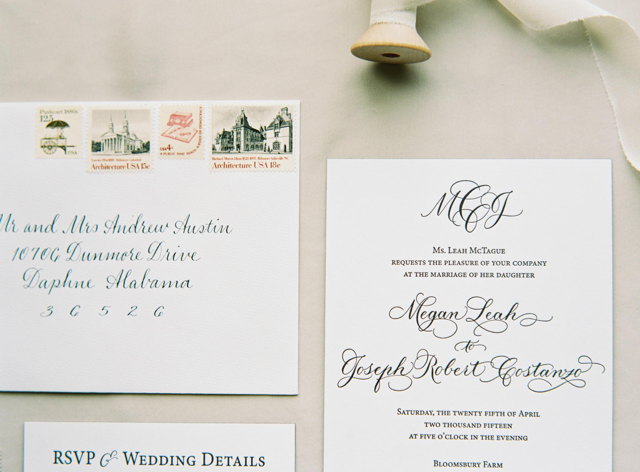 Megan and Joe | Victoria Austin Designs | Austin Gros Photography