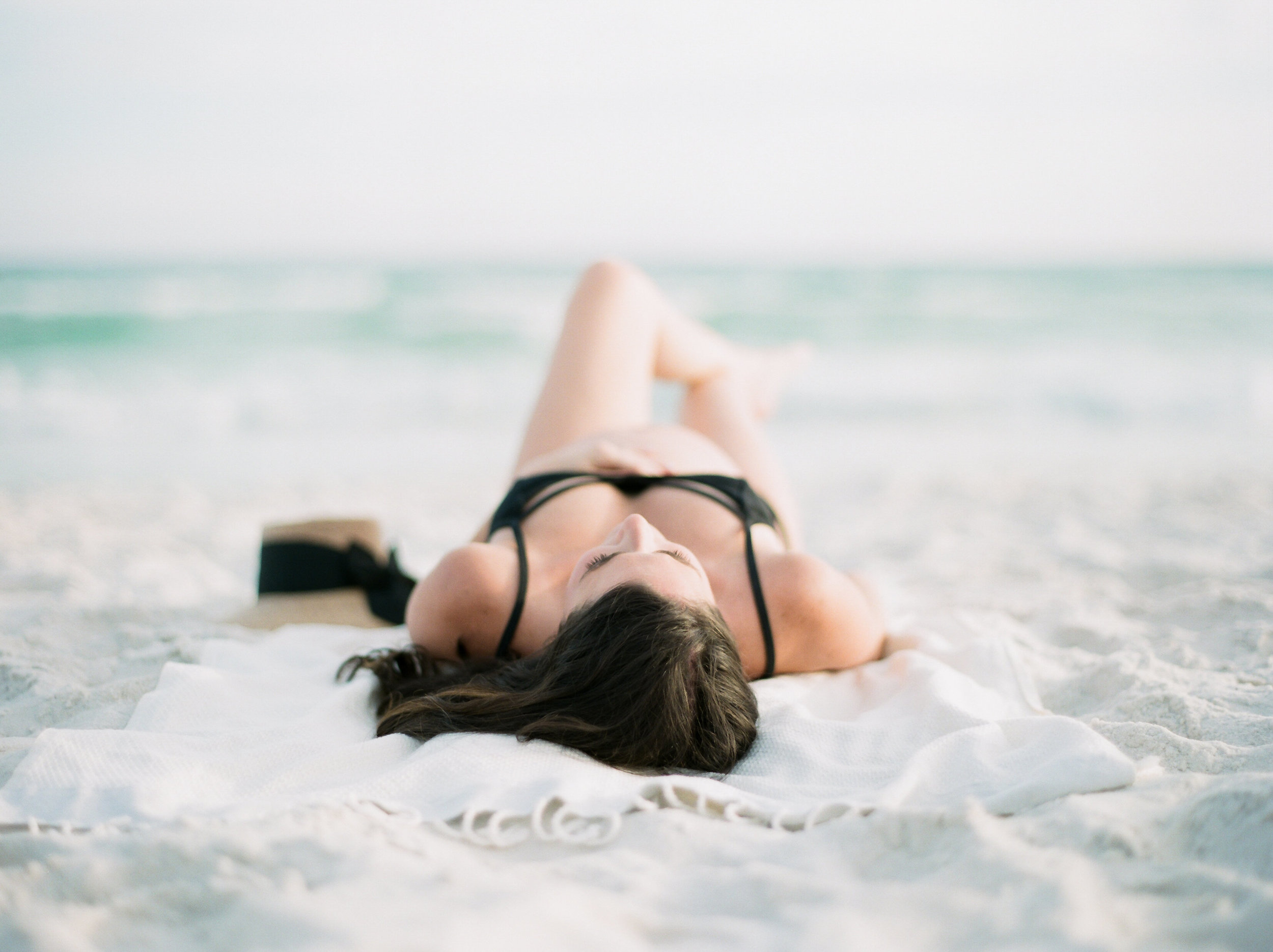 Rosemary Beach Maternity Session by Kaylie B Poplin Photography | Victoria Austin Designs | Motherhood