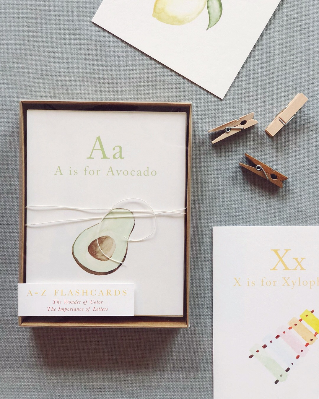ABC Flashcards by Victoria Austin