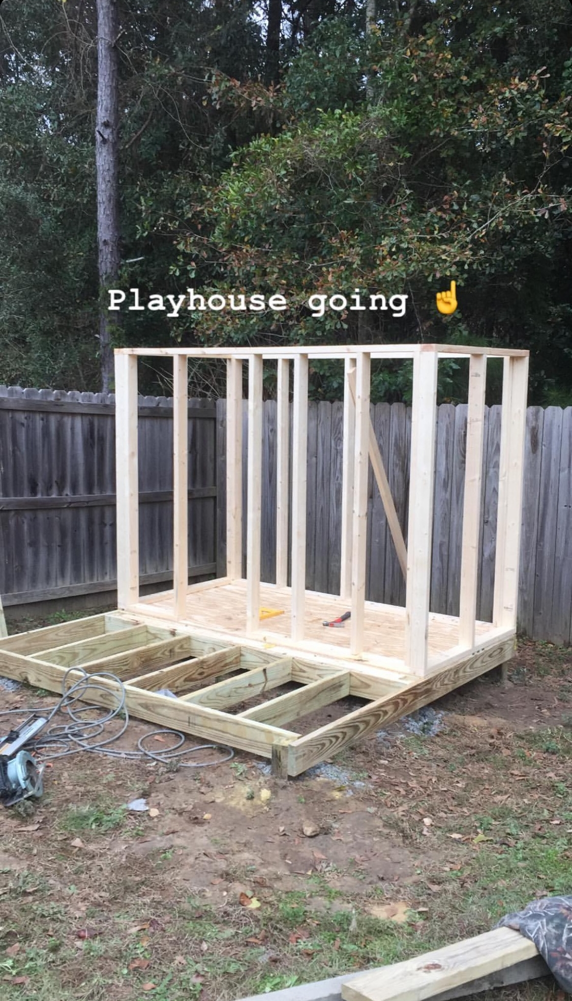 Playhouse Project | Victoria Austin | Hamilton Woodworking