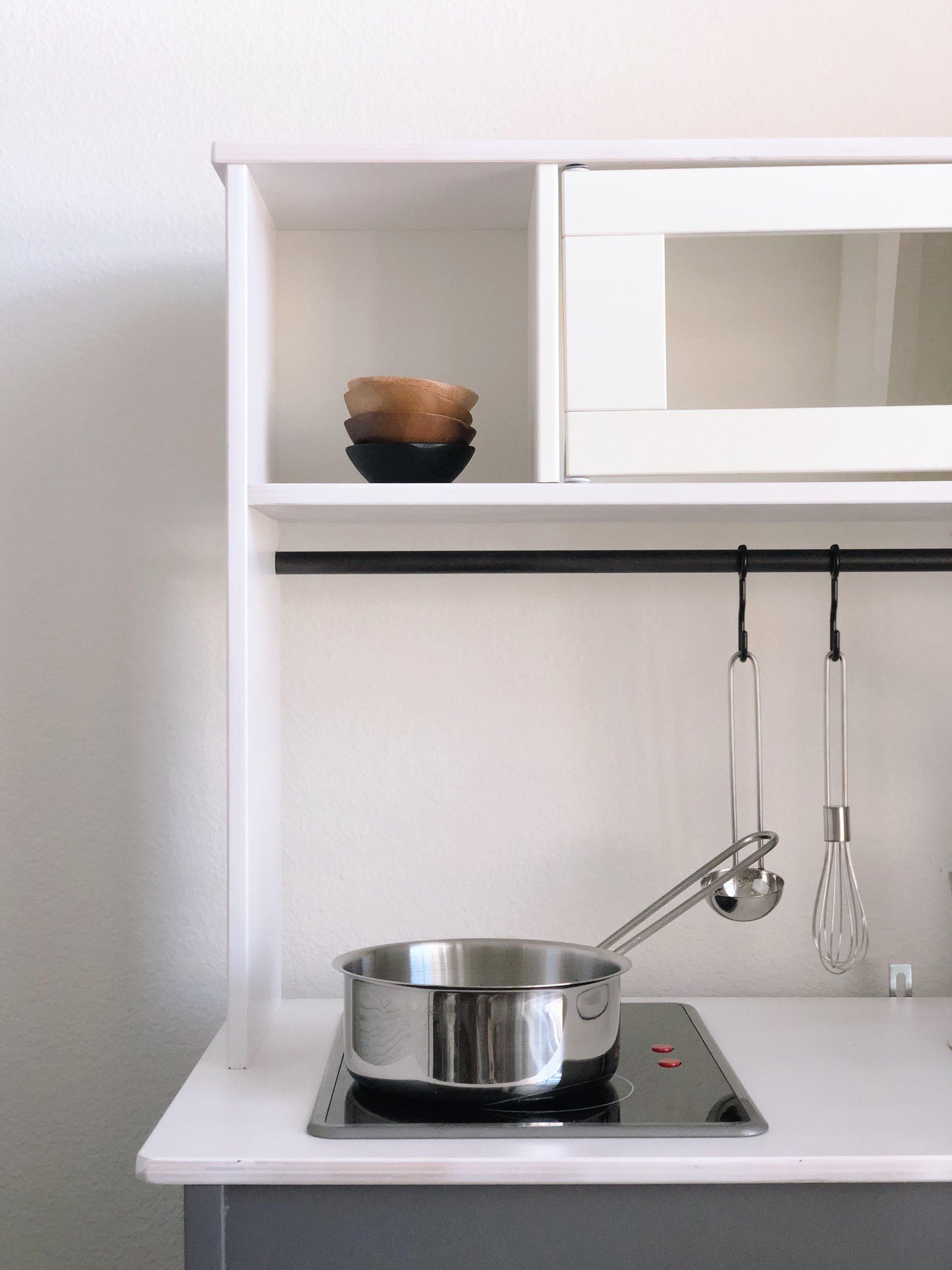 Ikea Play Kitchen Remodel | Victoria Austin