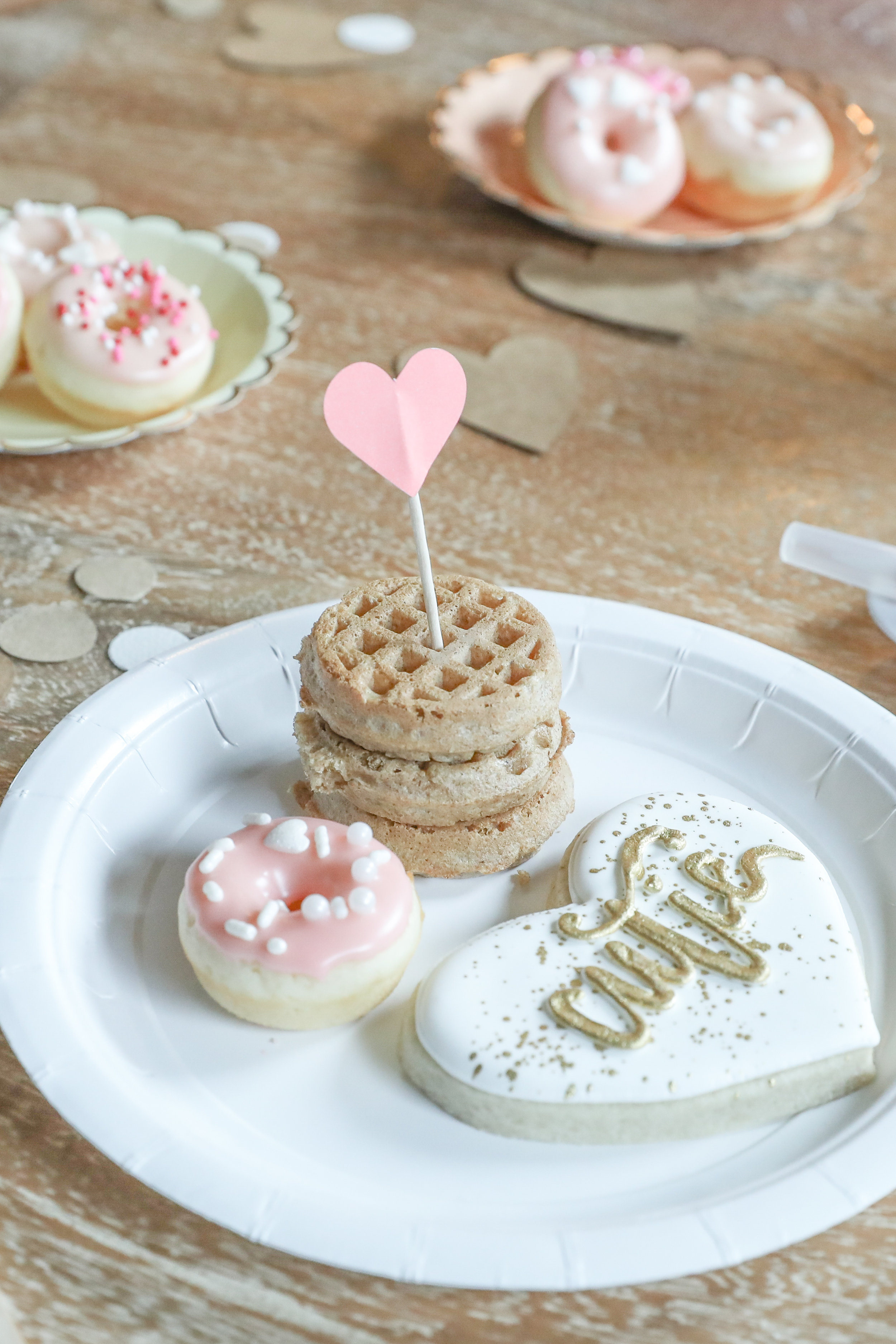 Toddler Valentine's Party by Victoria Austin