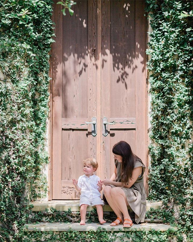 "What a week! We soaked up the last bit of this hot Summer with a lot of our favorite things. This boy starts ""school"" next week + mama will be out of town... pray for me! Thank goodness for his nanny + dada. Lots of BTS coming your way from Ireland 🏷 (yes, I still do stationery🤷🏻‍♀️). Photo: @kayliebpoplin"