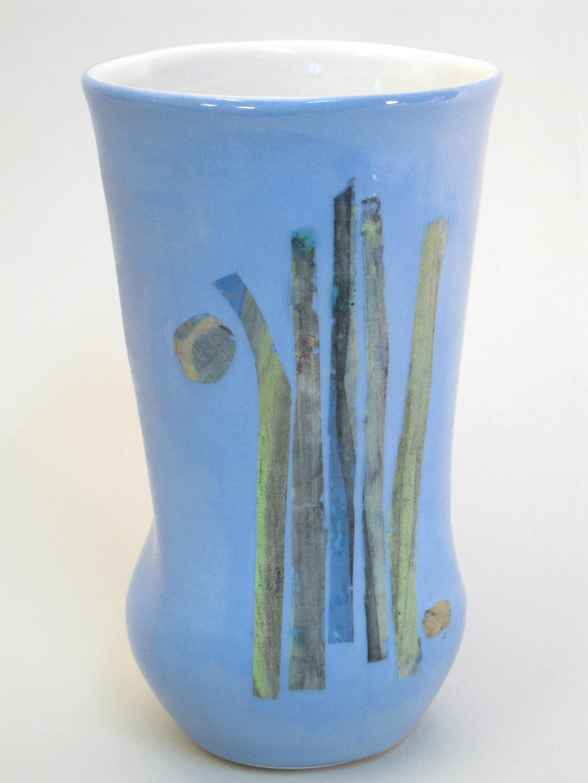 Vase (or Cup) 13X8 cm
