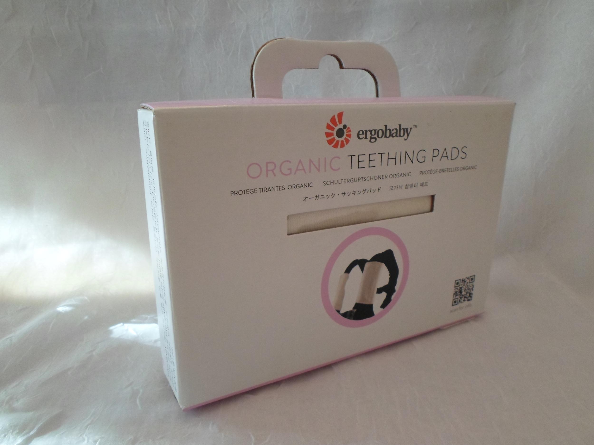ergoBaby Organic Teething Pads $20    Wants 1