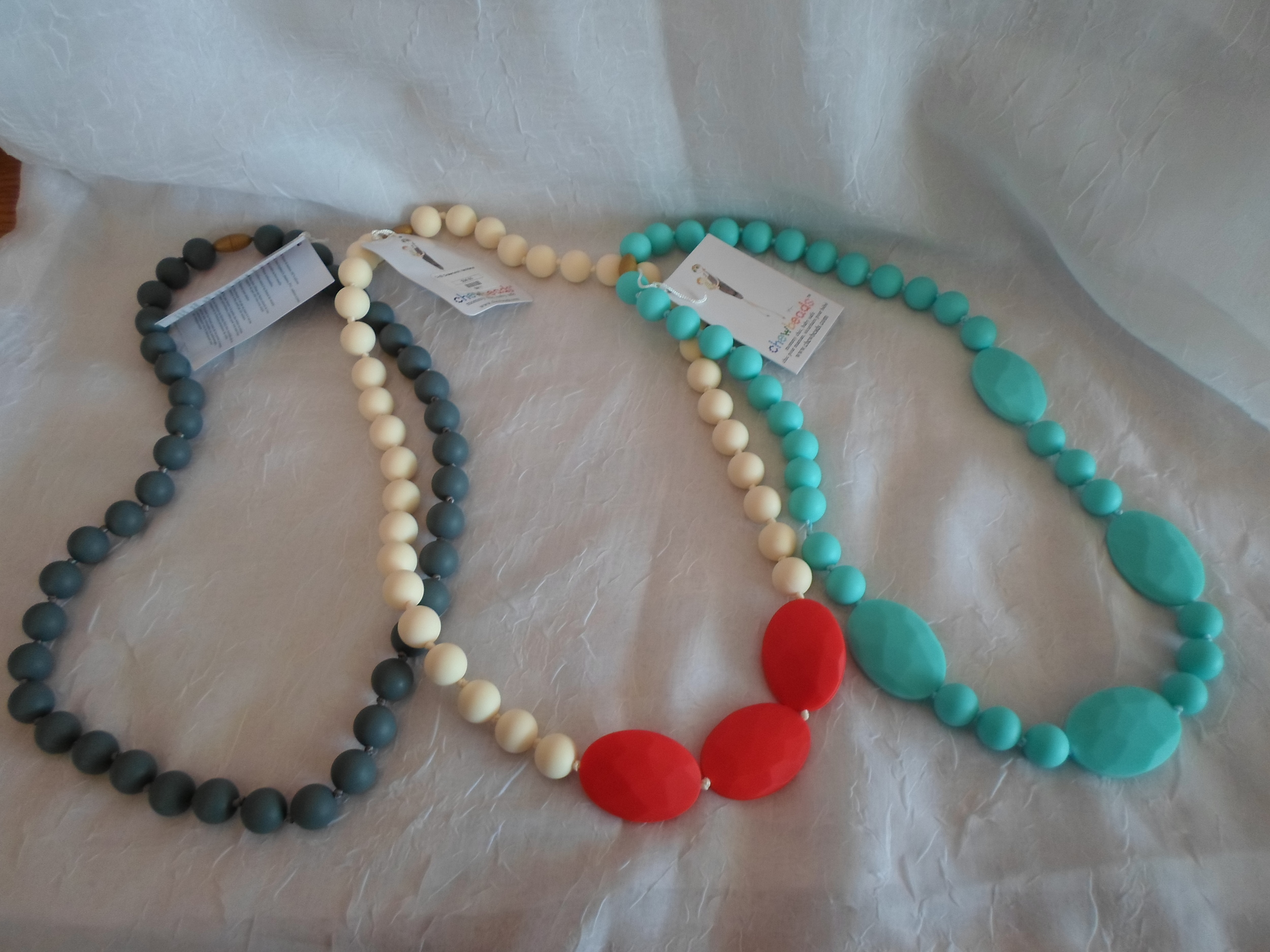 Chewbeads Necklace for Mom $29.50-$36.50      Wants 1
