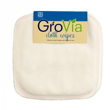Terry Cloth Wipes - 12pack    $10.95    Wants 1