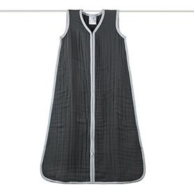 Aden & Anais Cozy Sleep Sack (4 layer) size Small in Grey    $45.00    Wants 1