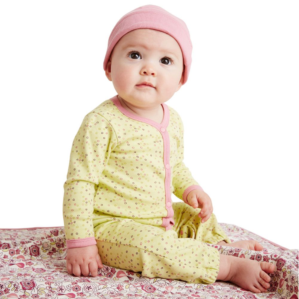 Tea Collection Convertible Gown/Romper size 0-3m    $35.00    Wants 1