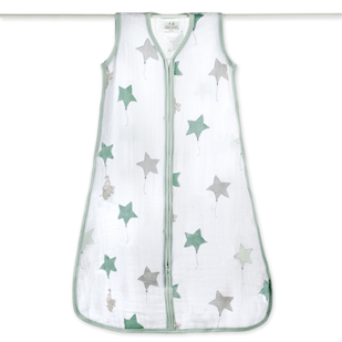 Aden & Anais Slumber Sleep Sack size small in Up,Up & Away    $32.00    Wants 1