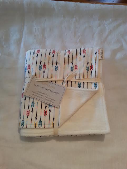 Kribbe Organic Blanket  -Locally Handmade   $54.95    Wants 1  PURCHASED