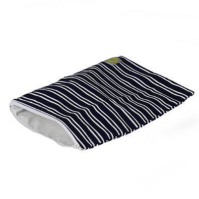 Itzy Ritzy Sealed Wet Bag in Navy Stripe    $18.00    Wants 1