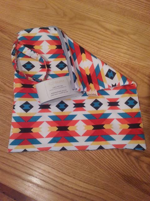 Kribbe Organic Wet Bag in Large  -Locally handmade   $18.00    Wants 1  purchased